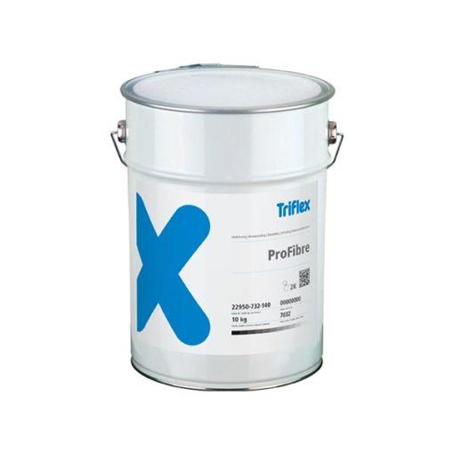 TRIFLEX PROFIBRE tekoča hidroizolacija
