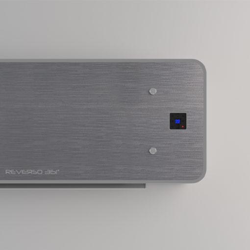 ZEFIRO WALL ventilatorski konvektor