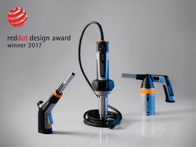 reddot design award winner 2017